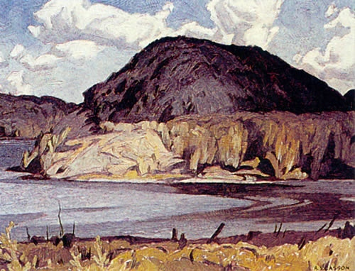 A.J. Casson Long Lake