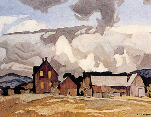 A.J. Casson Madawaska Valley