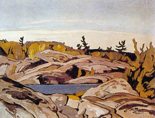 A.J. Casson Morning Light