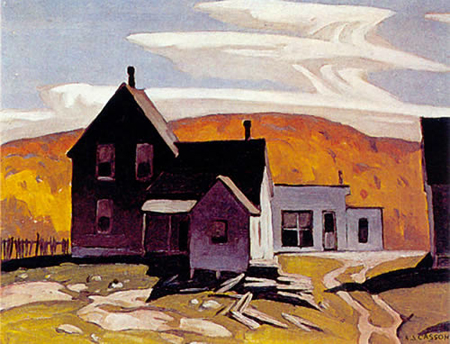 A. J. Casson Whitney