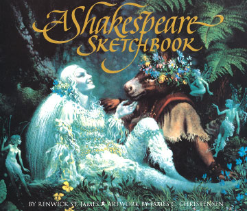 James Christensen A Shakespeare Sketchbook