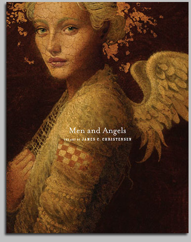 James Christensen Men and Angels Tradebook