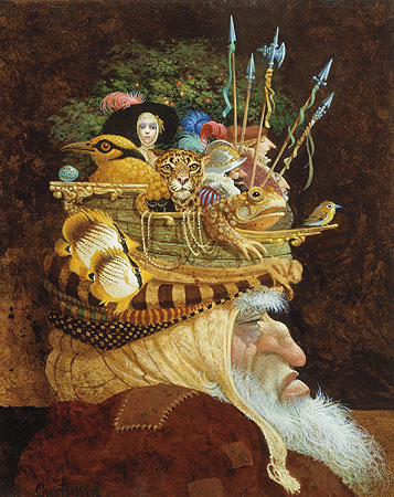 James Christensen