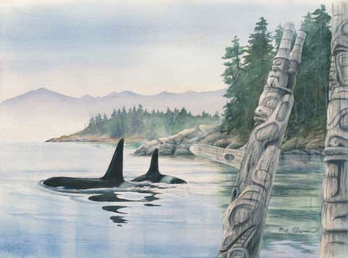 Sue Coleman Whale Watchers