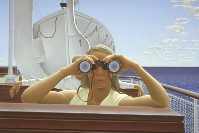 Alex Colville To Prince Edward Island