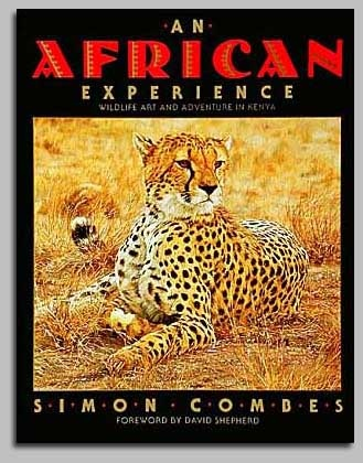 Simon Combes An African Experience Book