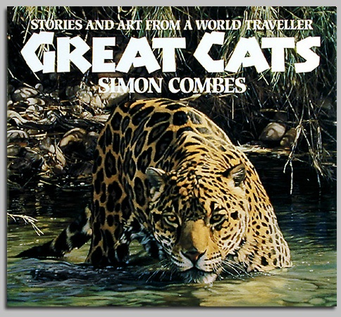 Simon Combes Great Cats Book