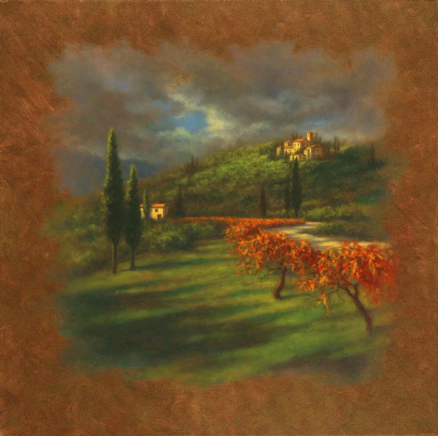 Robert Copple Dreams Of Tuscany