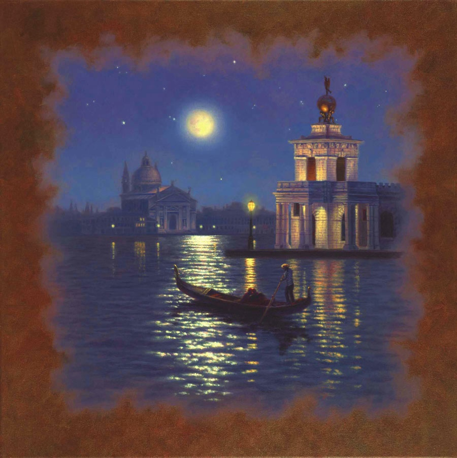 Robert Copple Venetian Nocturne