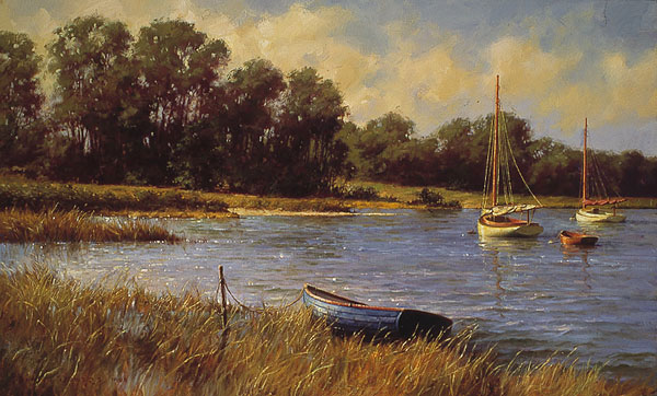 Don Demers Nantucket Morning