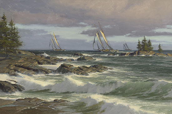 Don Demers Windswept Coast