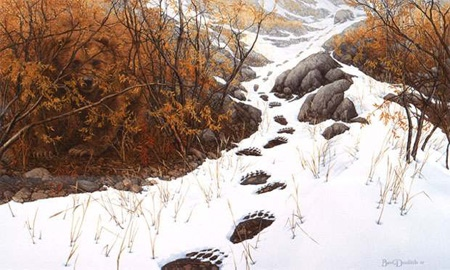 Bev Doolittle Doubled Back