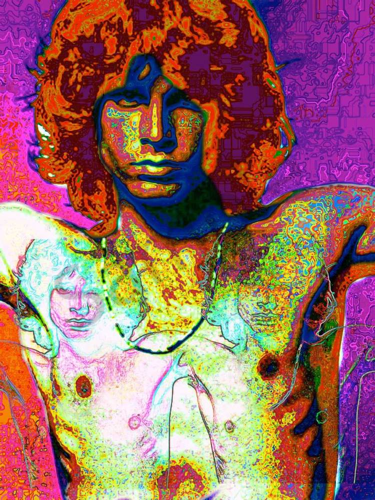 Jim Morrison Murray Eisner
