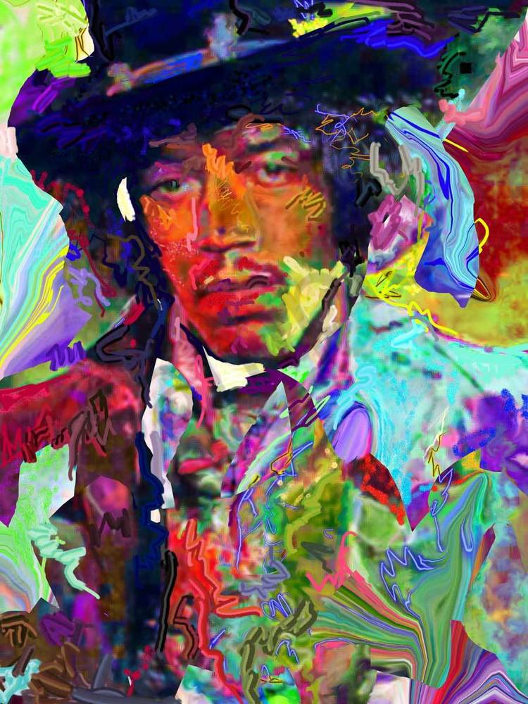 Murray Eisner Jimi Hendrix Profile