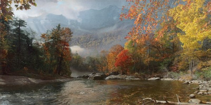 phillip philbeck fall in the appalachians