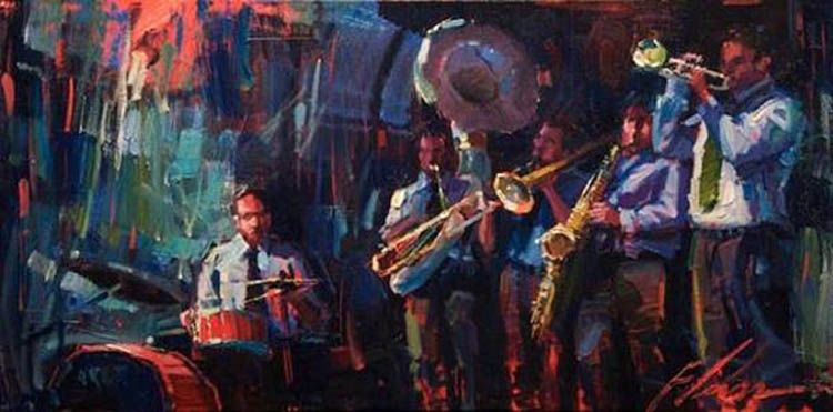 Michael Flohr Blue Note