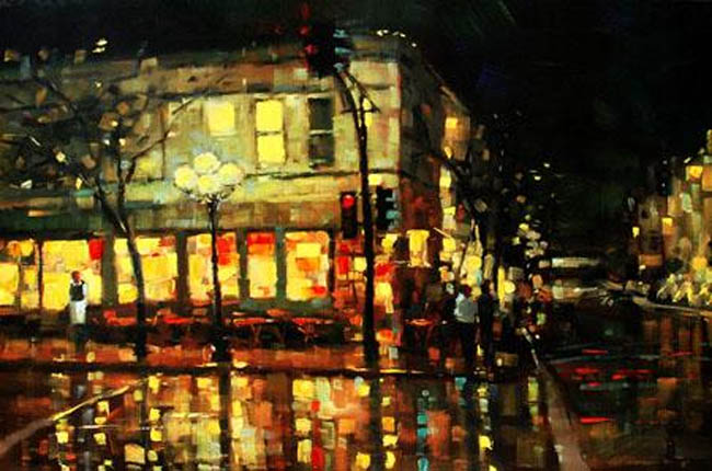 Michael Flohr City Reflections