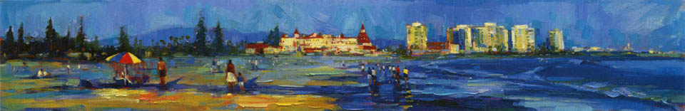 Michael Flohr Beach Walko