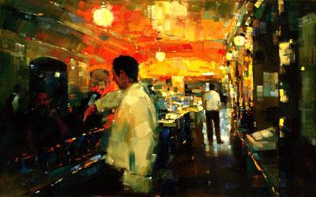 Michael Flohr Friday Night