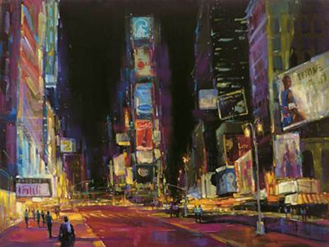 Michael Flohr Good Times Square