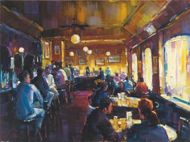 Michael Flohr Happy Hour