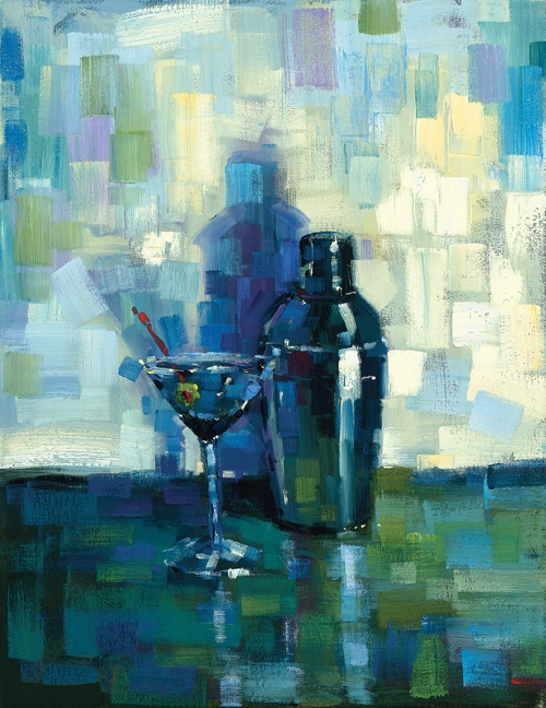 Michael Flohr Martini For Me