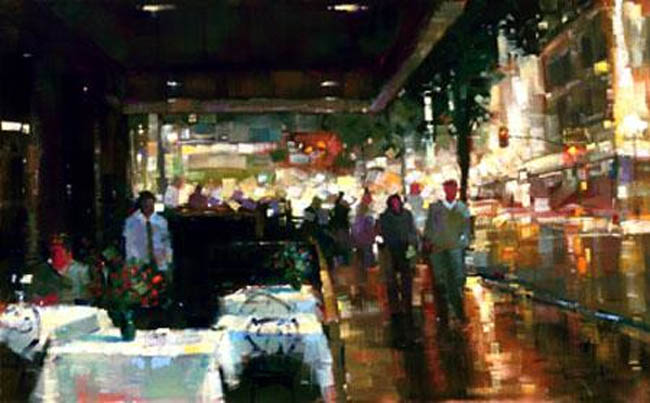 Michael Flohr Night Life