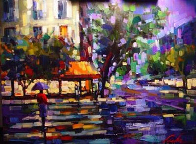 Michael Flohr Parisian Nights