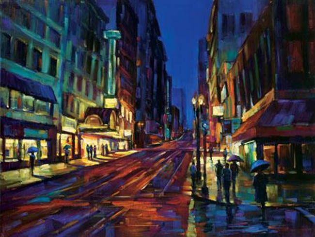 Michael Flohr Streets Of Gold