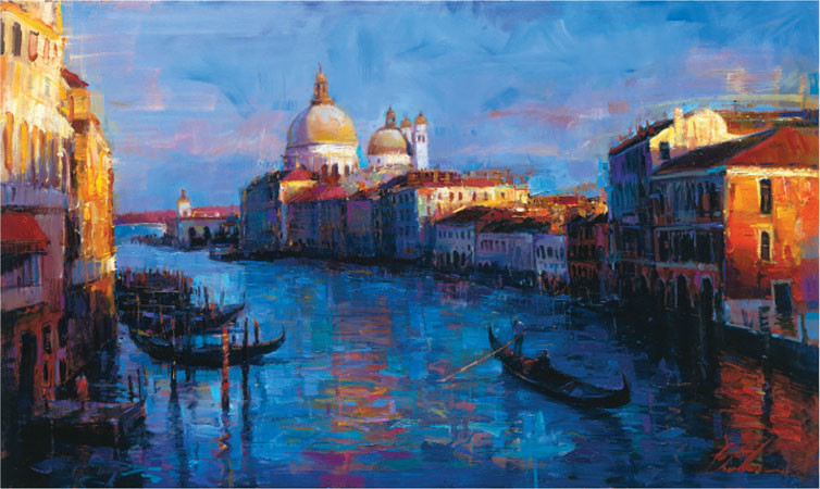 Micheal Flohr Beautiful Venice