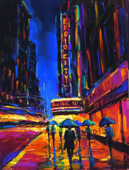 Micheal Flohr Big City Of Dreams
