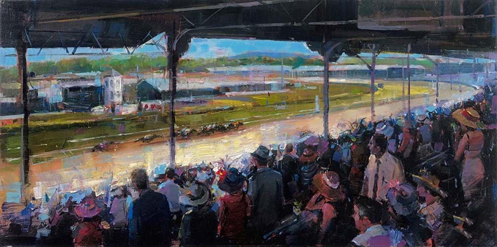 Micheal Flohr Churchill Downs