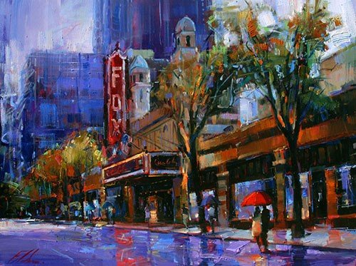 Micheal Flohr Historic Romance