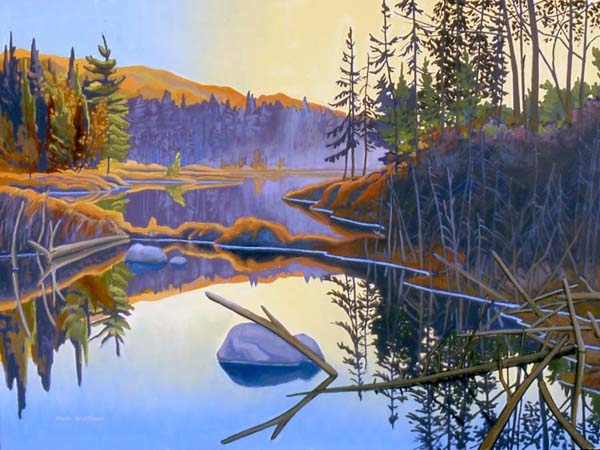 Paul Gauthier Algonquin Morning