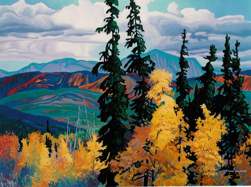 Paul Gauthier - Gold of the Yukon