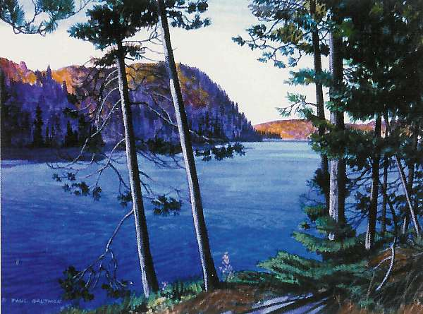 Paul Gauthier - Little Doe Lake-Algonquin