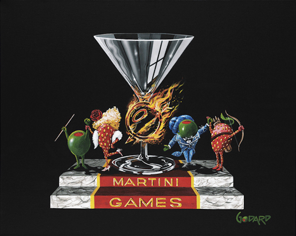 Michael Godard Martini Games