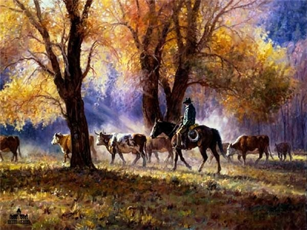 Martin Grelle Autumn's Gather