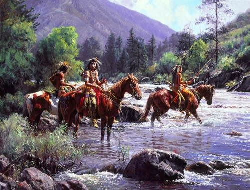 Martin Grelle Cautious crossing