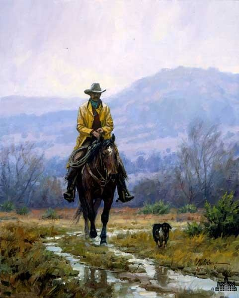 Martin Grelle heading Home