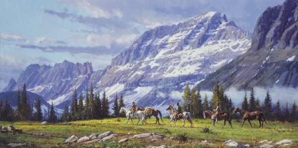 Martin Grelle High Passage
