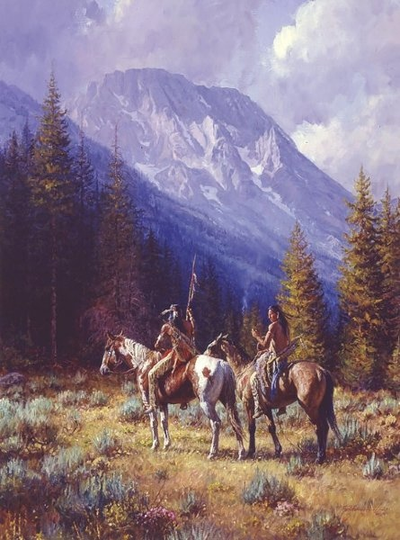 Martin Grelle Intruders