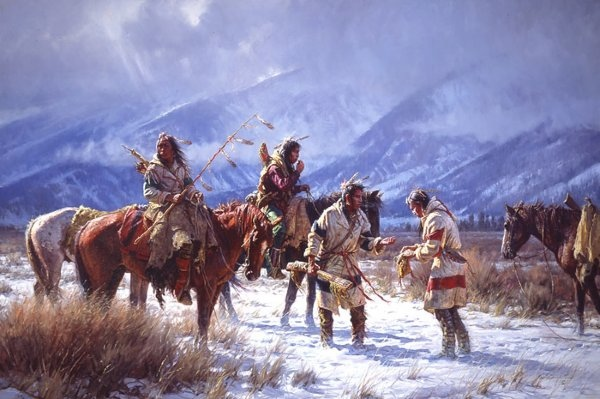 Martin Grelle Last Of The Pemmican