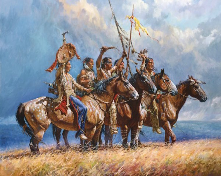 Martin Grelle Gathering Storm