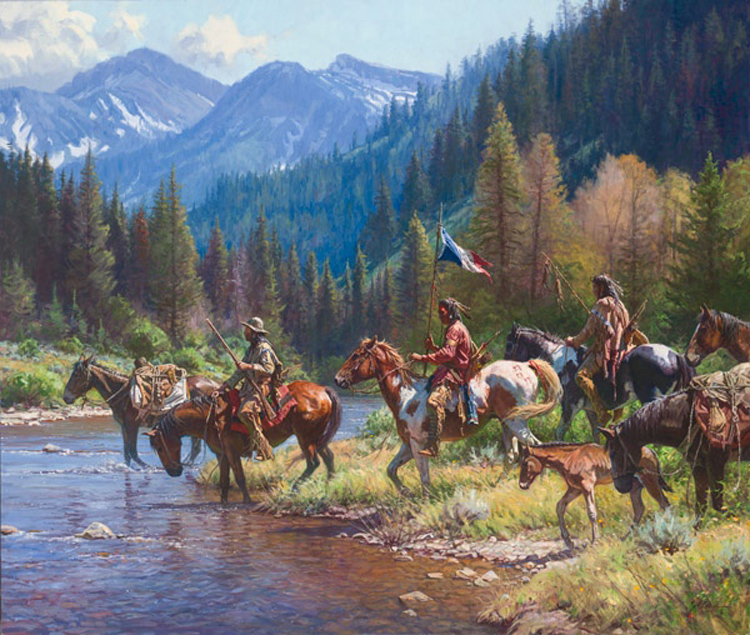 Martin Grelle New Wealth for the Blackeet