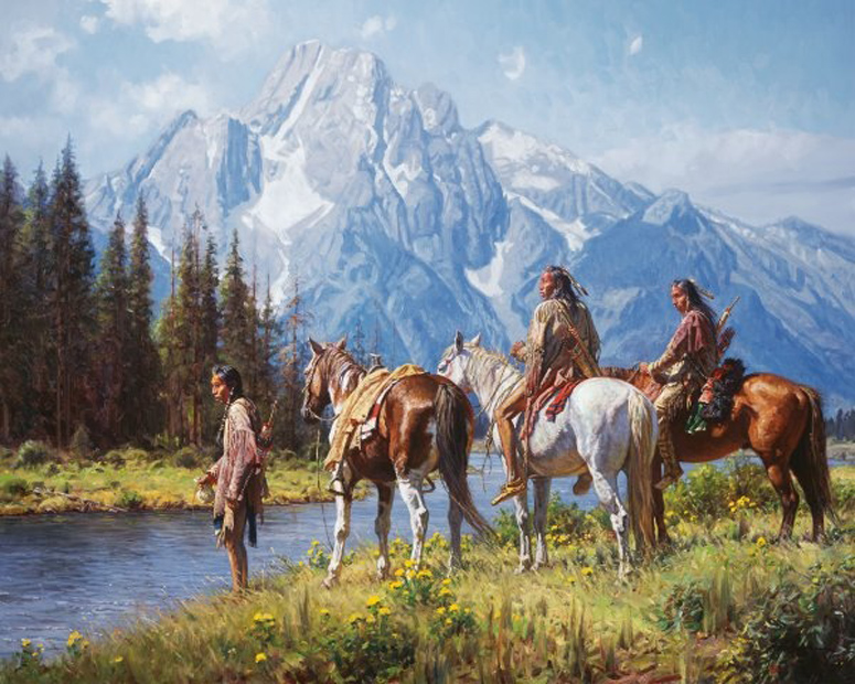 Martin Grelle Rivers Edge