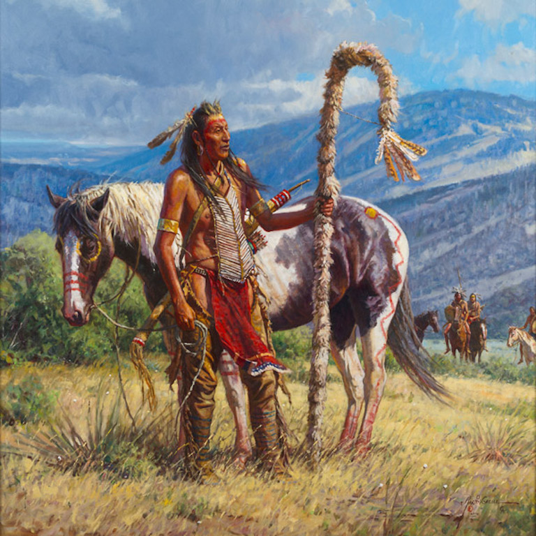 Martin Grelle Second to the Pipe
