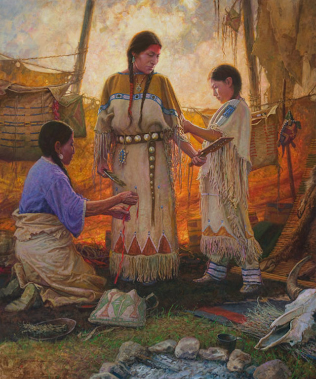 Martin Grelle Wedding Preparations