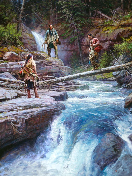 Martin Grelle Where Waters Run Cold