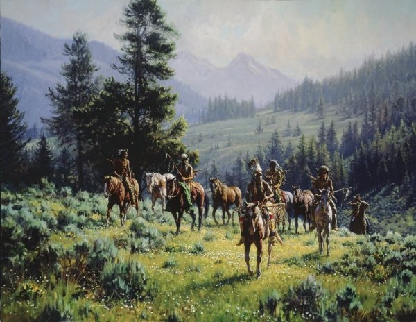 Martin Grelle Monarchs Of The North